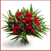 Bouquet Rose Rosse Emozione